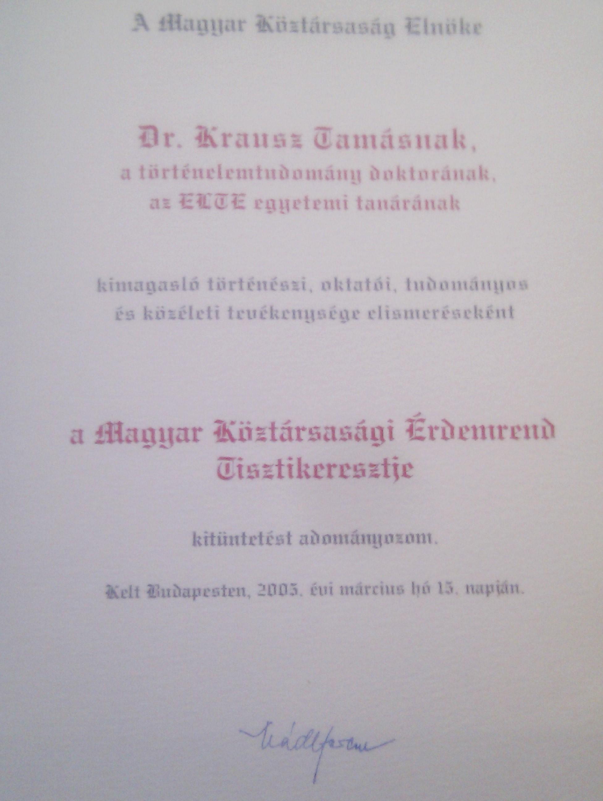 KT_tisztikereszt