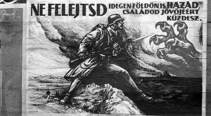 Krausz Tamás: Második világháborús emlékezetpolitikai útmutató – a honi politikai ellenzék figyelmébe